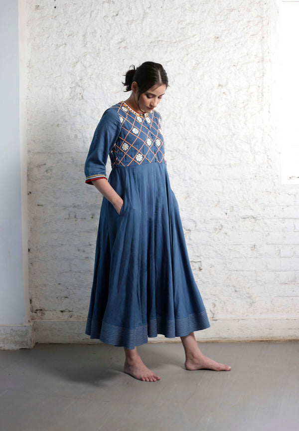 Banjara Waterlily Dress - shopraiman