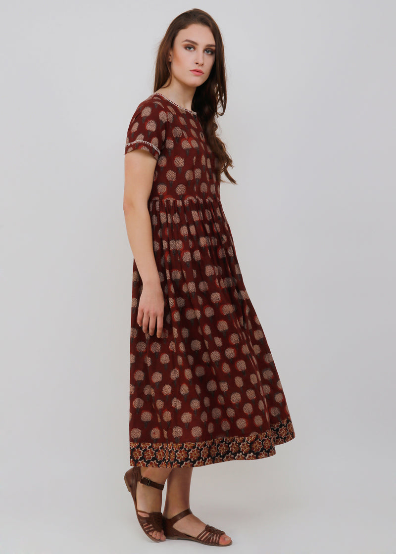 Gamla Buti Dress - shopraiman