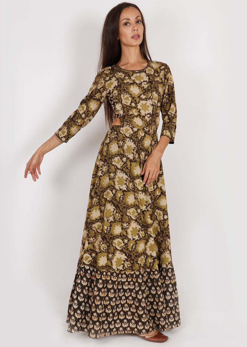 Camo Dianella Dress - shopraiman
