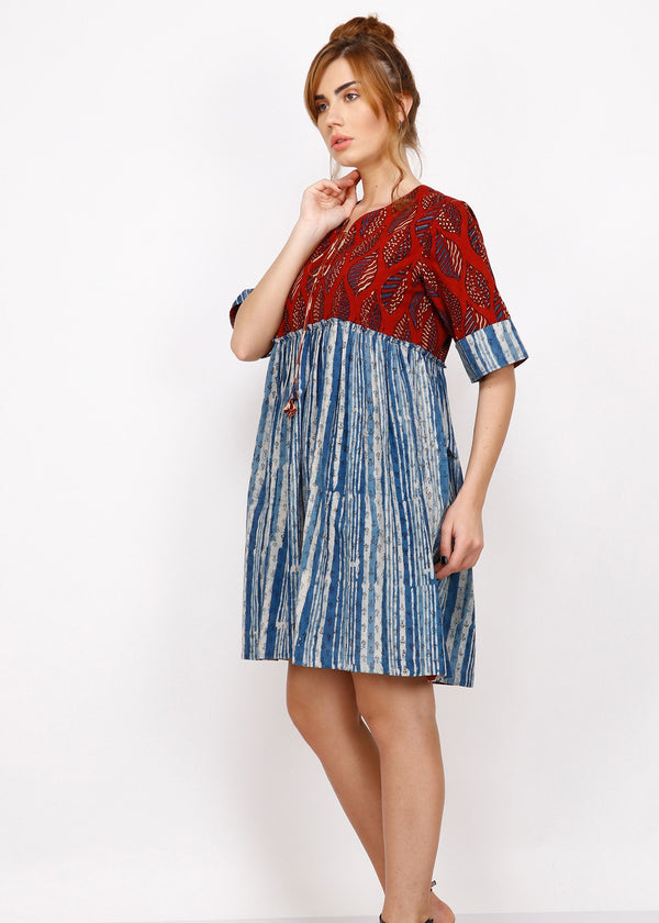 Bell flower Dress - shopraiman