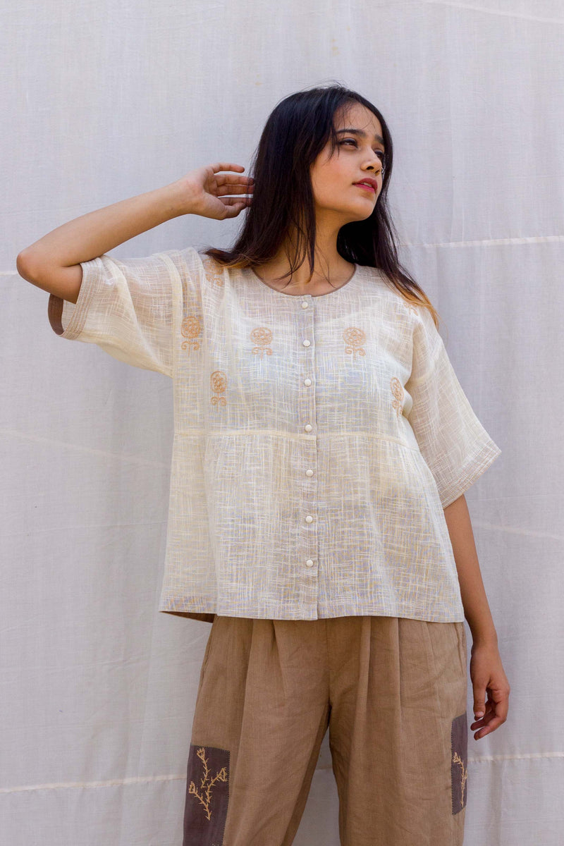 Mino Vintage Top - shopraiman
