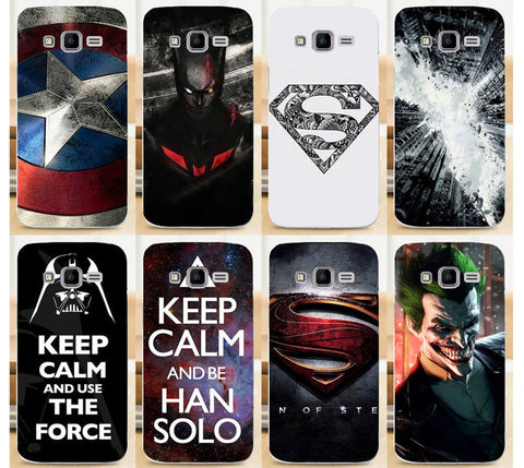 Superman, Kapitan Ameryka, Batman, Joker na Twoim etui!  Samsung Galaxy Core Prime! -