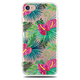 Silikonowe etui flamingi, donut, ananas, kaktus do iPhone 6 6S 7 8 Plus
