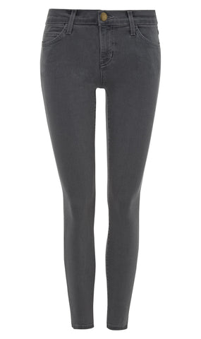The Stiletto Jean in gunmetal