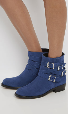 Parnassus suede ankle boots
