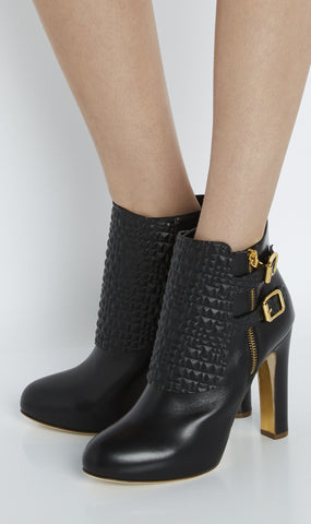 Kestrel leather ankle boots