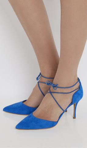 Irma suede pumps