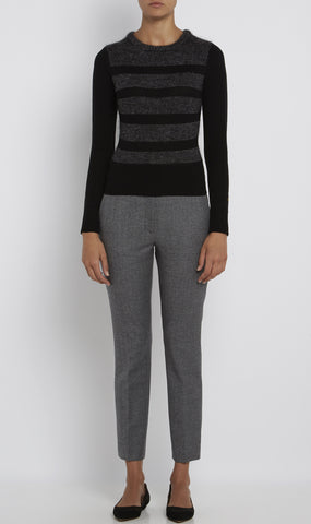 Finley tailored wool trousers