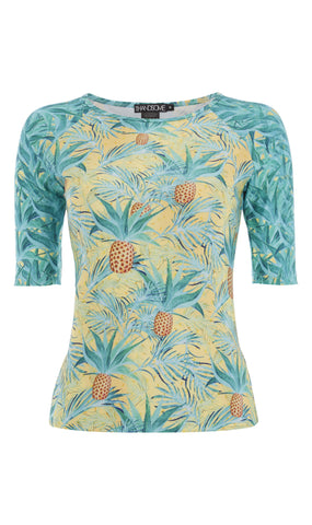 Ananas Rash Guard