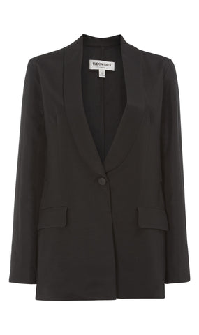 Ida single-breasted blazer