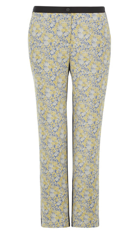 Tharp cotton-blend trousers