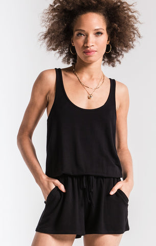 The Tank Romper by Z Supply