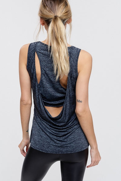 Check Out the Back Tank Top (more colors)