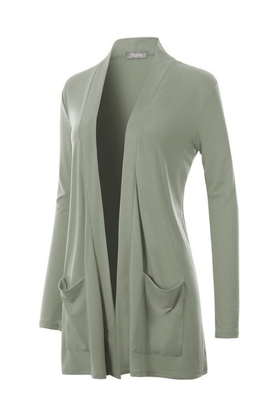 Not Too Hot, Not Too Cold Cardigan (more colors)