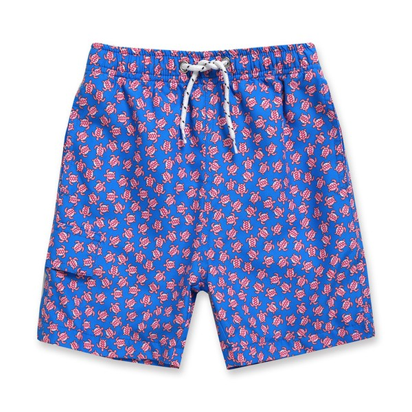 Boys Sea Turtle Swim Shorts