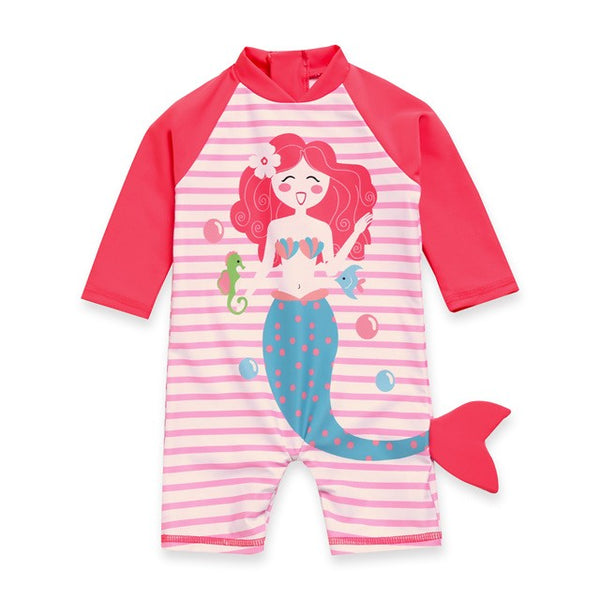 Baby Mermaid Onesie Swimsuit