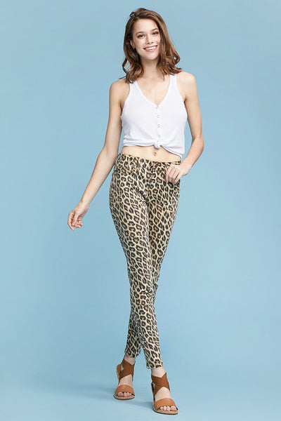 Leopard Jeans by Judy Blue Jeans