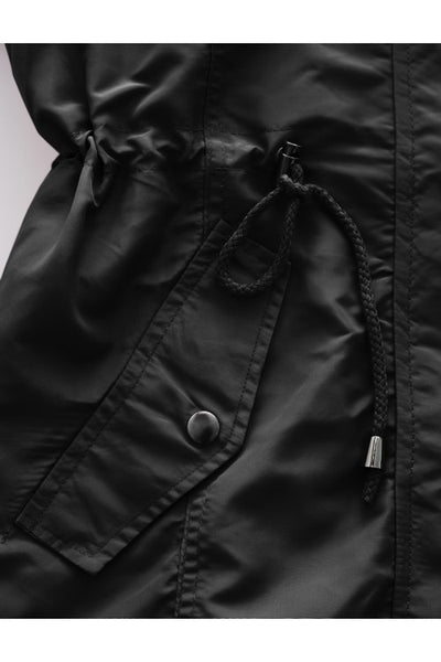 Adventure Anywhere Sherpa Lined Anorak Jacket