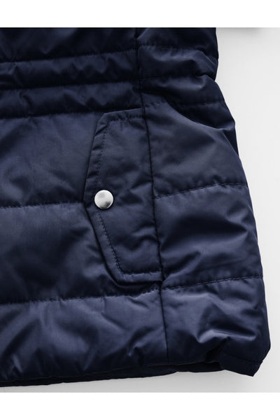 Northerner Navy Quilted Puffer Jacket