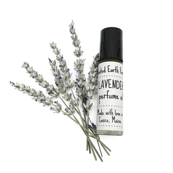PERFUME OILS - Rooted Earth Farm + Apothecary
