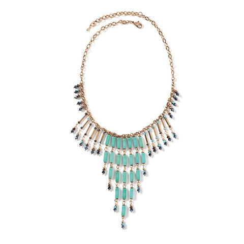Festival Boho Statement Necklace