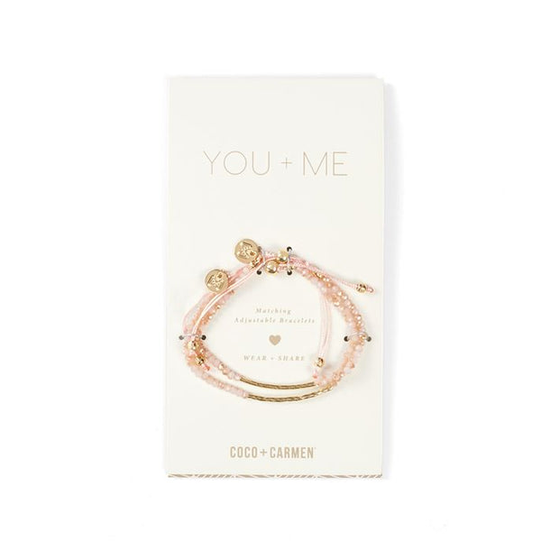 You & Me Bracelet Set (more colors)