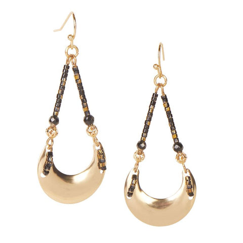 Sloane Dangle Teardrop Earrings