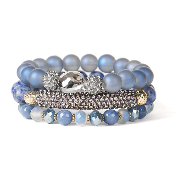 Chiara Bracelet Trio (more colors)