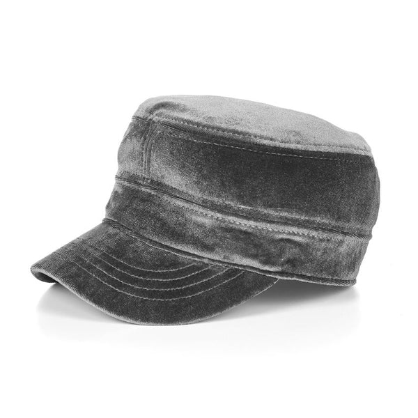 Velvet Cadet Cap (more colors)
