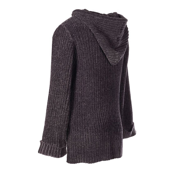 Heavenly Chenille Ribbed Hoodie (more colors)