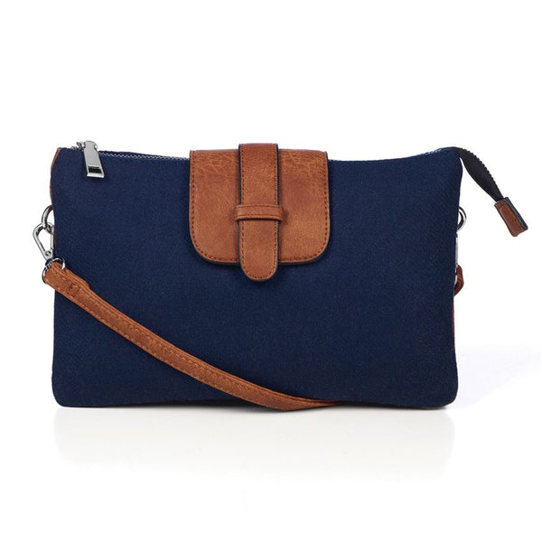 C+C Jillian 3-Compartment Crossbody + Clutch (more colors)