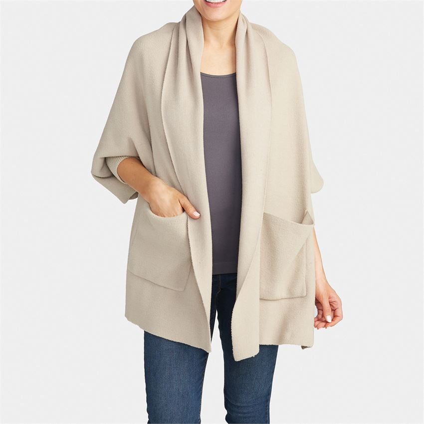 Cozi Pocket Cardigan Wrap (more colors)