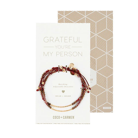 My Person Friendship Bracelets (more colors)