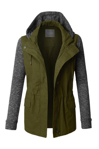 Bella Swan Anorak Hoodie Jacket (more colors)