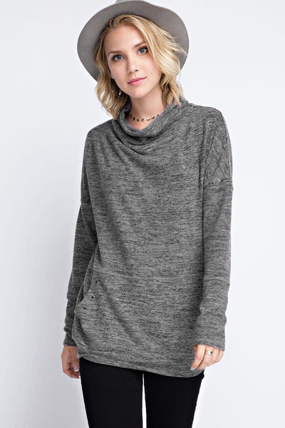 Weekend Snuggles Fleece Top (more colors)