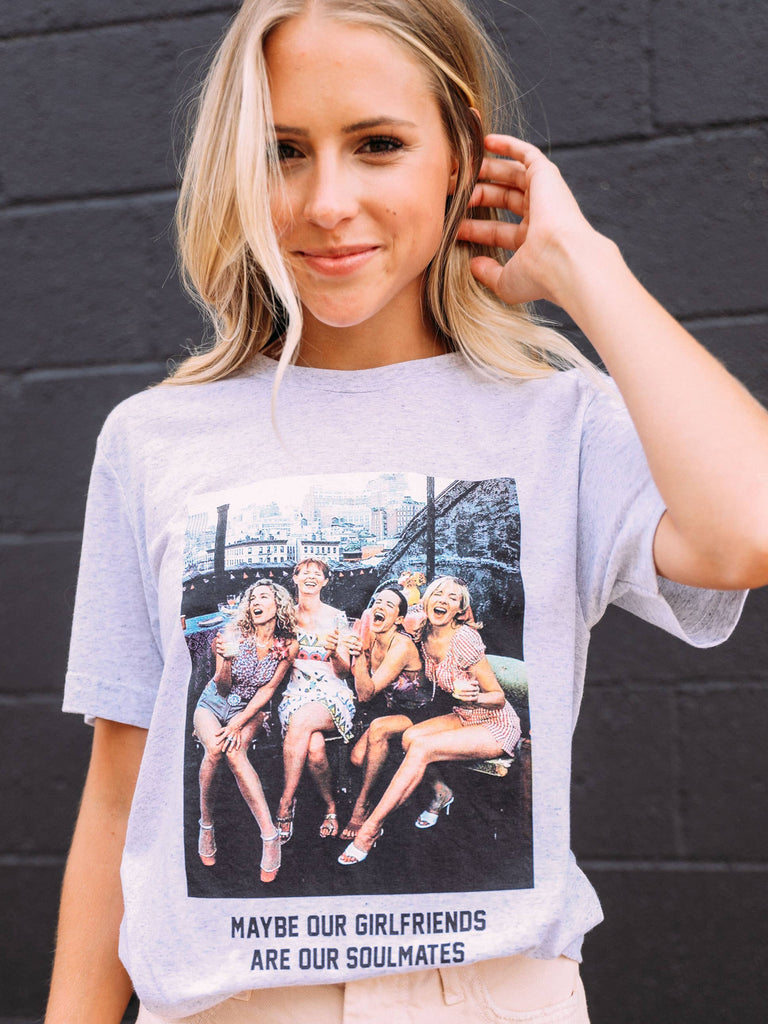 * PREORDER * Girlfriends Are Our Soulmates Tee