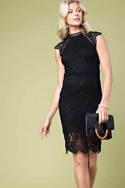 Lovely Lace Dress (more colors)