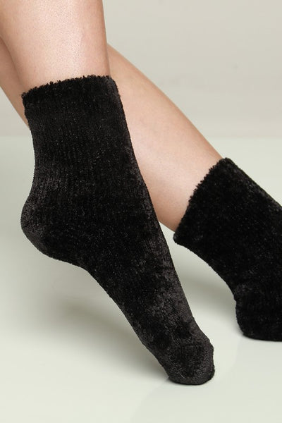 Luxurious Chenille Socks (more colors)