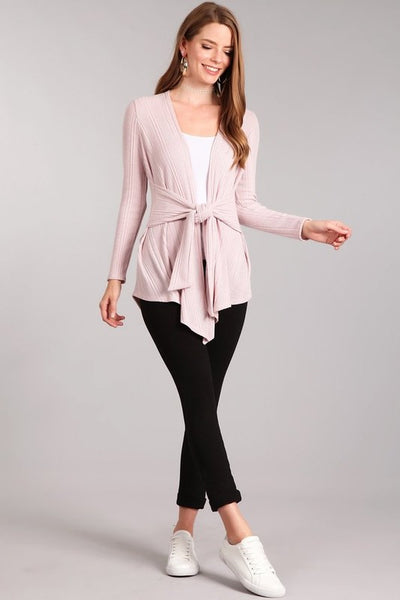 Wrapped in a Bow Lightweight Cardigan (more colors)