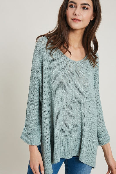 Swing Into Spring Light Knit Sweater (more colors)