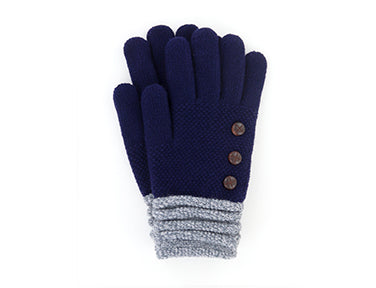 Classic Stretch Knit Gloves