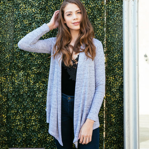 Hello Mello Fly Away Cardigan (more colors)
