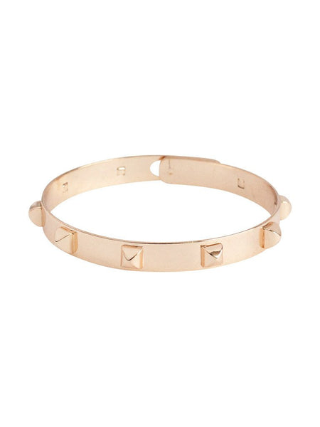 Kayley Studded Bangle Bracelet (more colors)