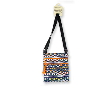 Wanderlust in Color Crossbody Bag