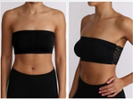 Bandeau with Lace Back (more colors)