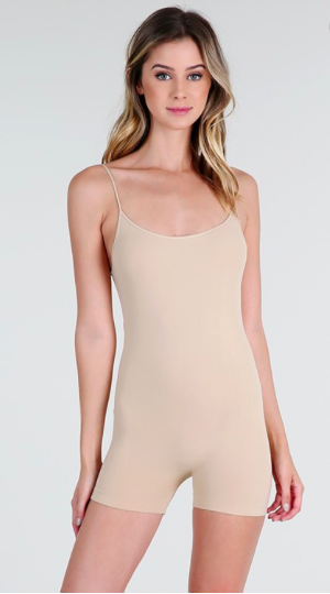 Barely There Romper