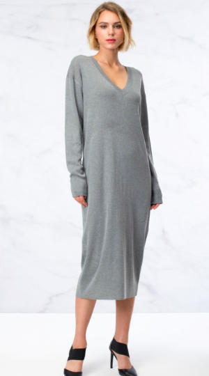Cozy Chic Sweater Dress (more colors)