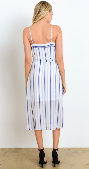 Sunset Cruise Midi Dress