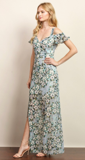 Wildflower Child Maxi Dress