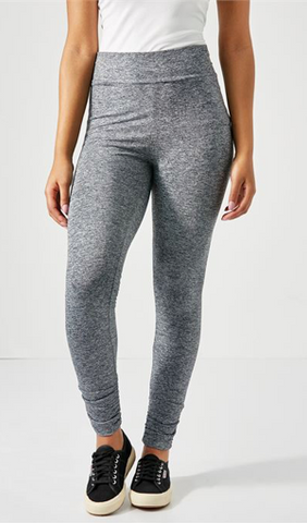 C+C Revolution Ultra Soft Grey Leggings